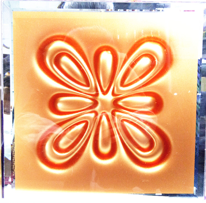 立体玻璃油漆油墨