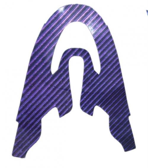 3D立体幻影鞋材油墨